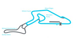 Circuit layout_Nuerburgring_Track2_Track