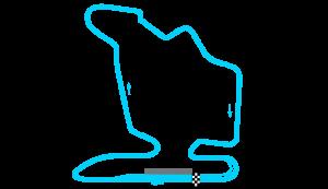 Circuit layout_hungaroring_Track